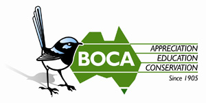 Birds Observation & Conservation Australia (BOCA)