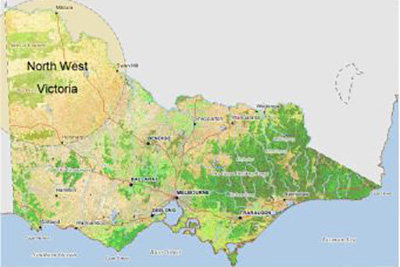 Threatened species A-Z North West Victoria