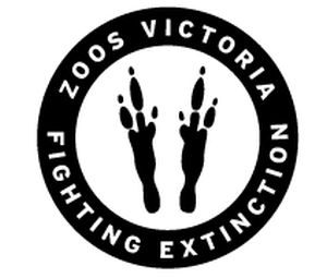 Zoos Victoria - Fighting Extinction Logo used with permission.