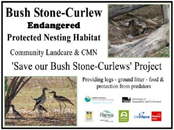 Save our Bush Stone-curlews Project