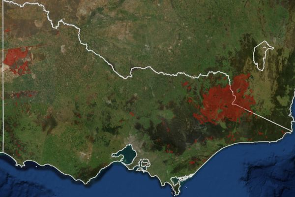 Fires 1 Fire History Victoria 2000 to 2005