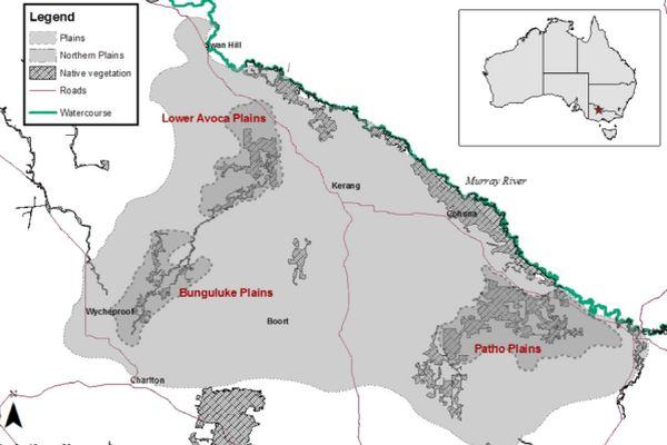 James 1 map Northern Plains Grasslands in talk to SWIFFT 23 April 2020