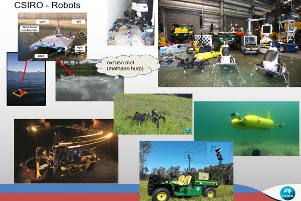 Tews 2 CSIRO robots in talk to SWIFFT 23 April 2020