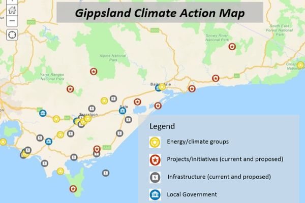 Climate change engagement - Gippsland