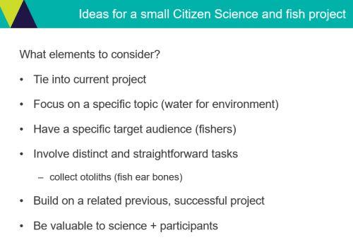 Clunie 1 a video conf Citizen Science