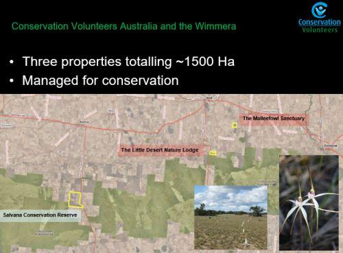 Rewilding the desert project Ben Holmes