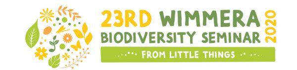 Wimmera Biodiversity Seminar logo 600px